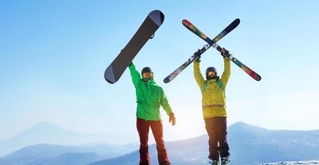 Absolvování Kurzu instruktora lyžování a snowboardingu