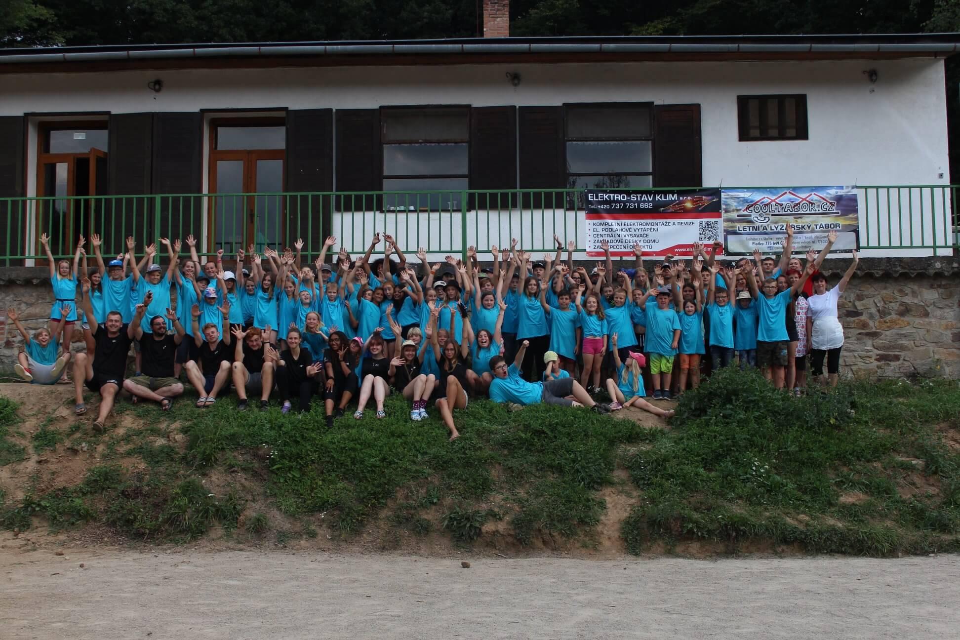 Letní dětský tábor Lančov 2020 – Úspěšně za námi